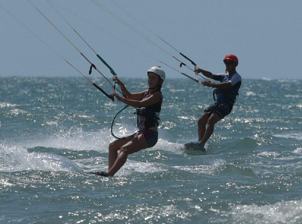 Kitesurf Brasil Downwind DOWNWIND KITESURF BRESIL MONITEUR IKO BRASILDOWNWIND RESEAU OLK