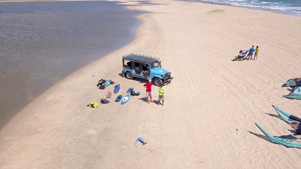 4X4 assistance Brasil Downwind DOWNWIND KITESURF BRESIL MONITEUR IKO BRASILDOWNWIND RESEAU OLK